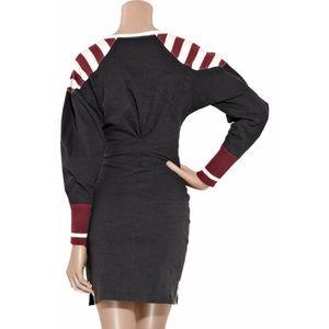 948f7922fa8 Isabel Marant Dresses - Isabel Marant Giovani Baseball Dress